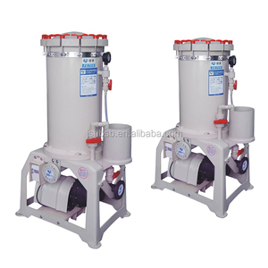 Industrial Water Filter Equipment for acid water with optional carbon filter cartridge