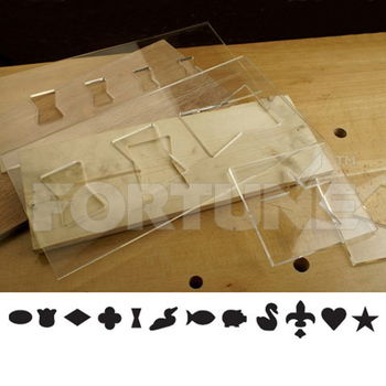 Pvc router jig butterfly inlay template buy butterfly inlay pvc router jig butterfly inlay template maxwellsz