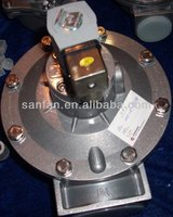 pulse jet valve for air dust collector