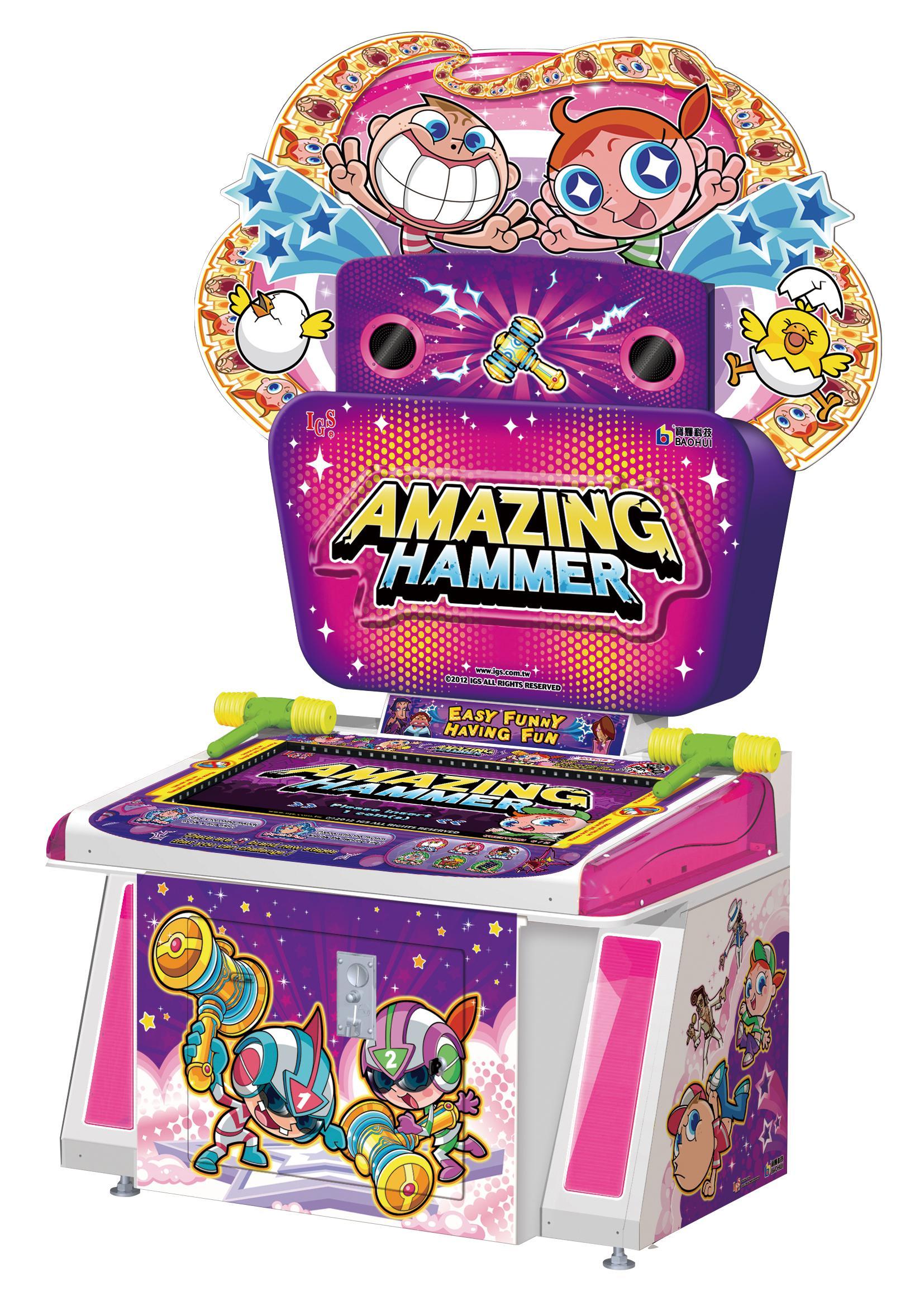детские игровые автоматы с билетами