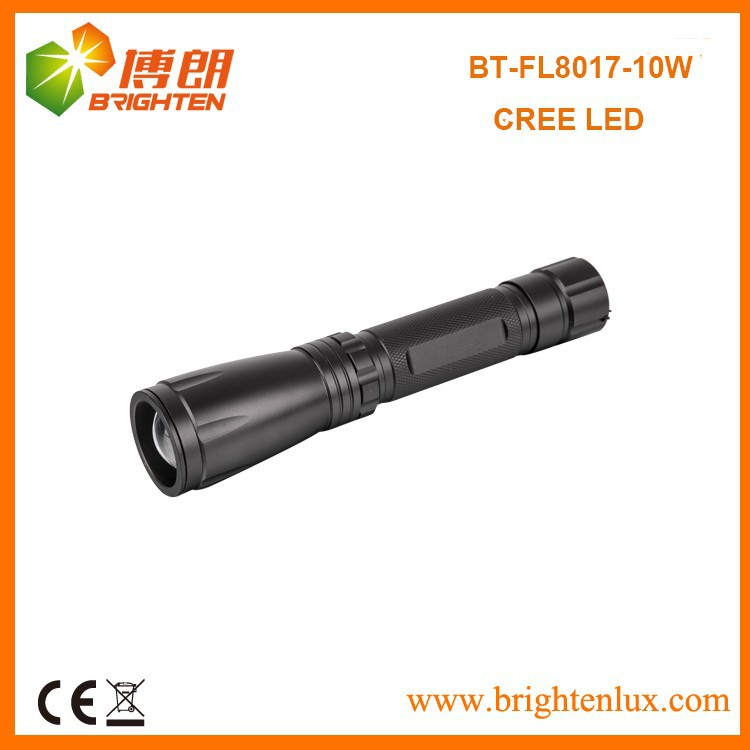 Custom Made 10W T6 LED torchlight