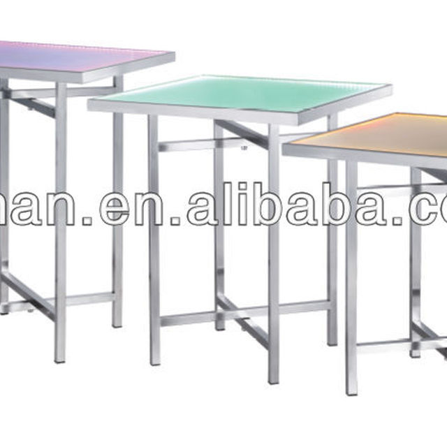 Stainless Steel Buffet Table