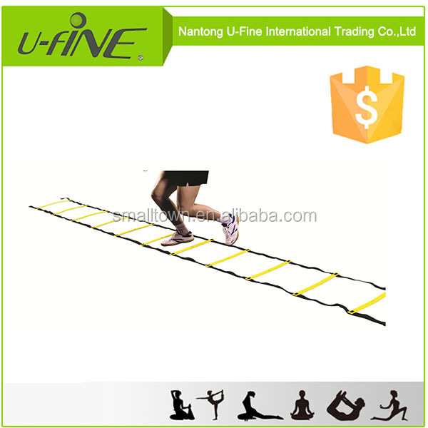 Football Sports Speed Agility Training Ladder