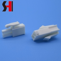 4.14mm pitch FL india market low price antiflaming connector 2pins plug