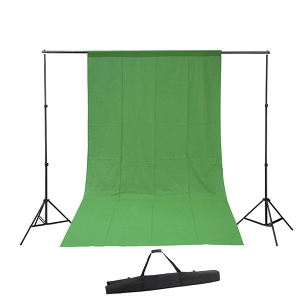 telescopic photo backdrop support stand kit
