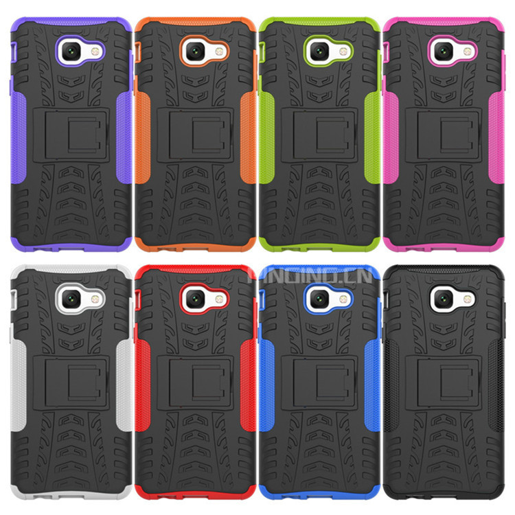 on sale 9b207 46018 With Stand Phone Accessory Hard Pc Soft Rubber Impact Shockproof Armor Case  For Samsung J7 Max,For Samsung Galaxy J7max Cover - Buy For Samsung Galaxy  ...