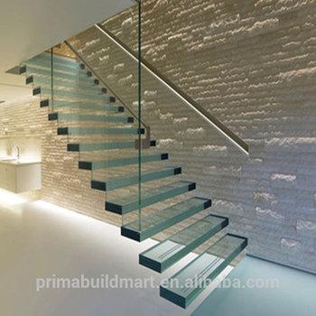 Moderne Stai Rcase Fur Home Treppengelander Aus Gehartetem Glas