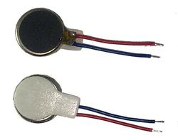DC 3v 0834 button phone watch motor Coin flat vibrating micro motor