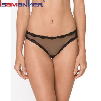 0a8c27e97b0 Sexy Women Transparent Lace T-back Thong G String Panties - Buy ...