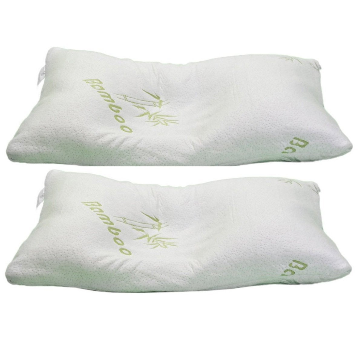 com ip king pillow standard memory maximum walmart foam back bamboo support for size neck magic