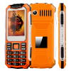China Low Price Mobile VKworld V3S 2.4 inch Big Speaker Dual LED Lights shock/dust/waterproof mobile