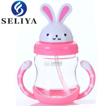 cheap price and cute plastic children water bottle for kids