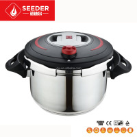 2017 Electric Hot Sale 9L Stainless Steel Pressure Cooker