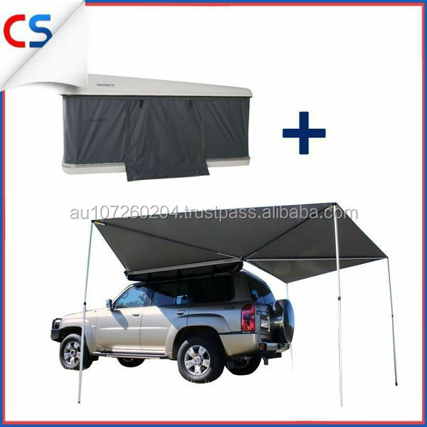 Fox Wing Awning Roof Top Tent Camping Outdoor 4wd Rooftop Pop Up Camper