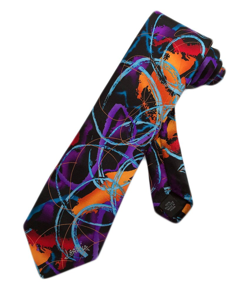 Buy J Garcia Neck Tie Flamenco Dancer with Wrist Snake Collection ...