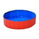 Tianyuan pet polyester foldable inflatable dog swimming paddling pool for summer,paddling