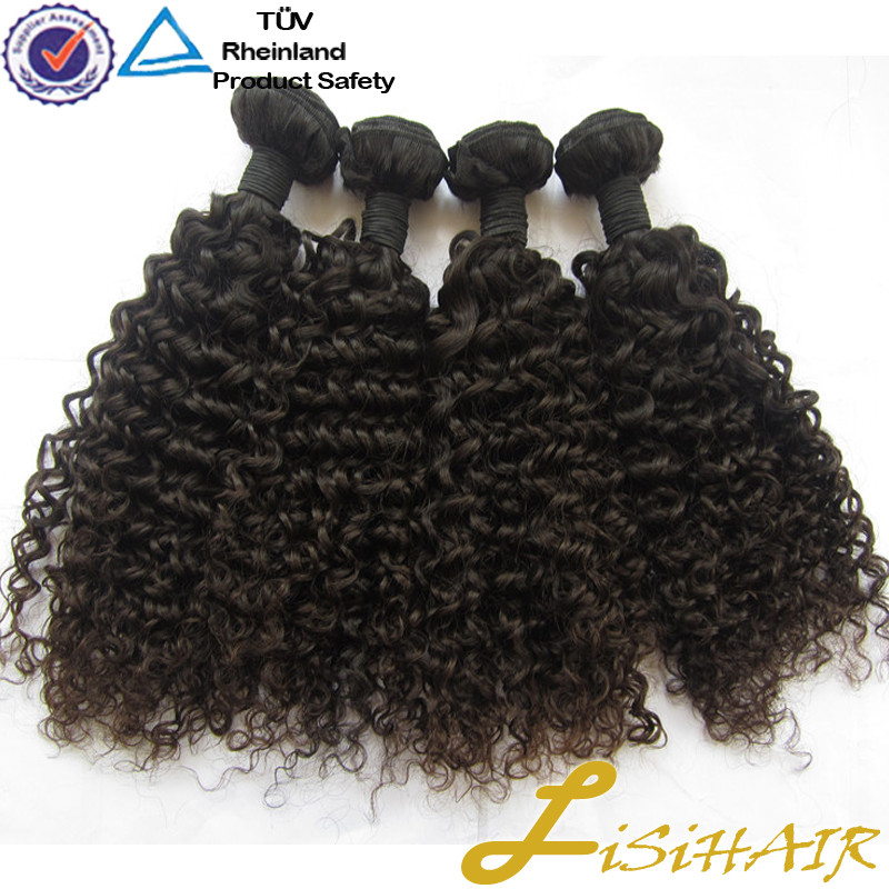 direct factory top quality curly weave ponytail