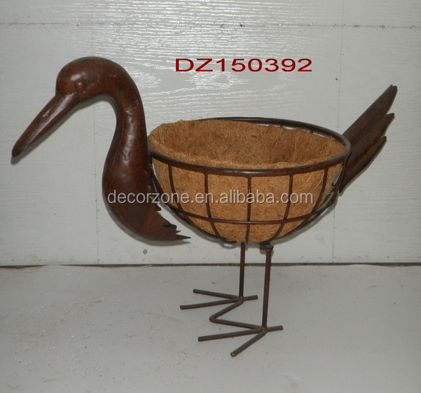 Hot Sale Indoor Commercial Metal Animal Plant Stands
