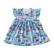 2018 western summer back to school dress