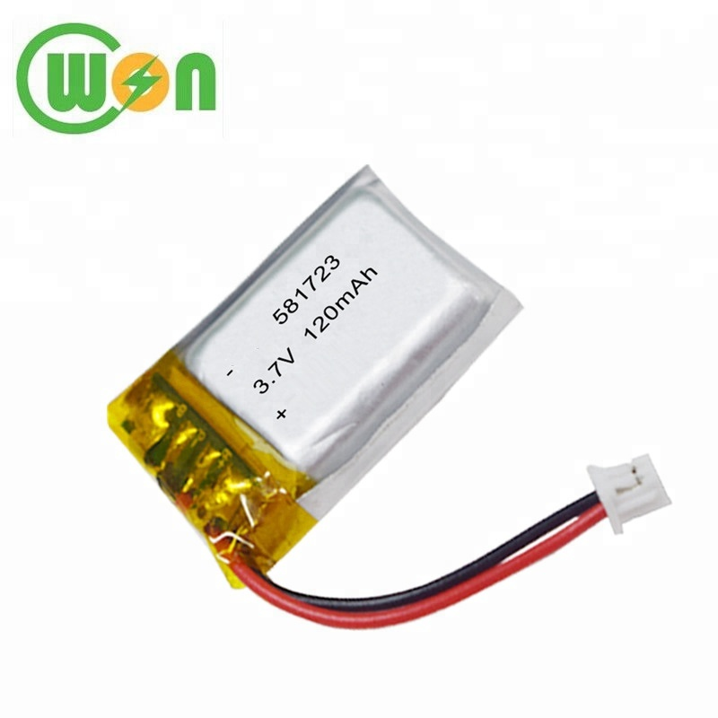 RC Helicopter Li-polymer Battery Rechargeable 3.7V 581723 RC Battery