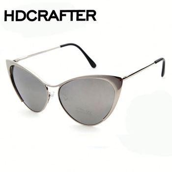 Fake Name Brand Sunglasses Famous Designer Cat Eye Frames Party Shades  Uv400 Sunglasses - Buy Brand Sunglasses,Designer Sunglasses,Cat Sunglasses  ...