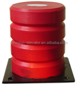 Elevator parts / lift oil buffer /Elevator PU buffer