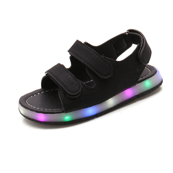 Lámpara Buy Zapatos Bebé Sandalias Para Luminoso Cool Nuevos Deportes Niñas Niños De Y Verano clFKJ1