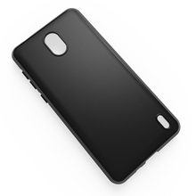 TPU Soft Clear Silicone Gel Back Cover for Nokia 2 Case