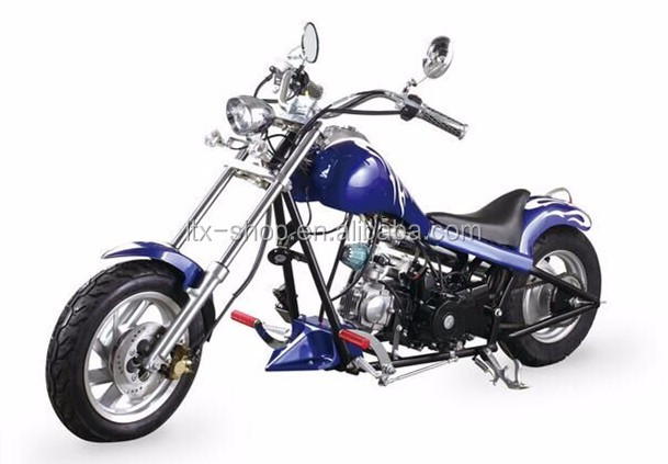 Cheap Personality Motorcycle 125cc Mini Chopper Motorcycle
