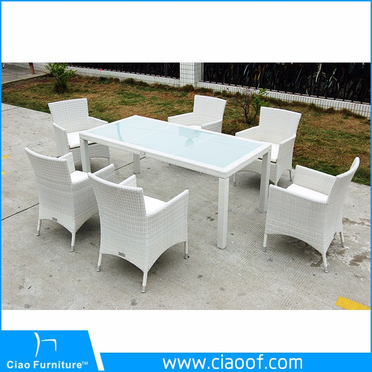 Resin Outdoor Table