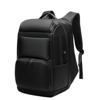 "Men Travel Backpack Large Capacity Teenager Male Mochila Back Anti-thief Bag USB Charging 17.3"" Laptop Backpack Waterproof"