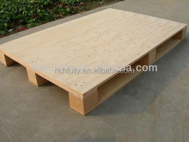 רק החוצה מכירה ישירה במפעל גואנגדונג אירו מחיר מזרן עץ, משטח עץ-משטחים-מספר ZH-05