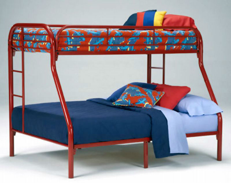 Red Metal Bunk Bed Red Metal Bunk Bed Suppliers and Manufacturers