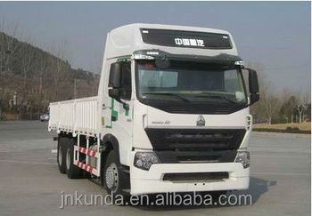 ethiopia sinotruk howo A7 6x4 cargo truck chassis for sale