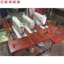 best quality factory direct sale Industrial three head hair weaving sewing machine for making hair weft