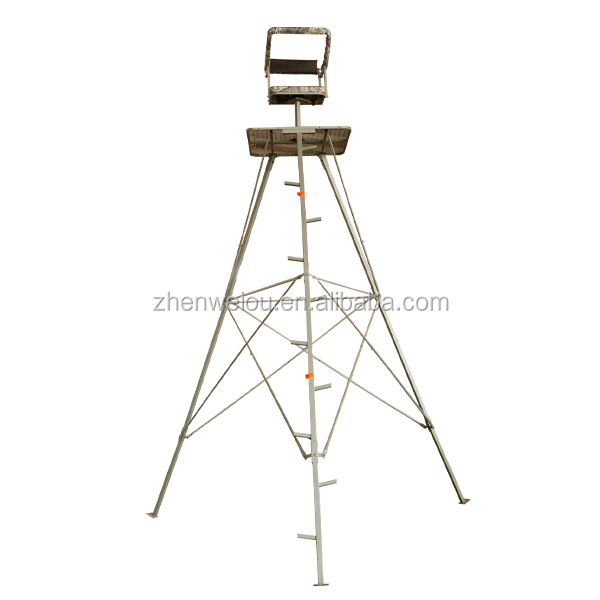 Lightweight and Portable Tripod Deer Stand
