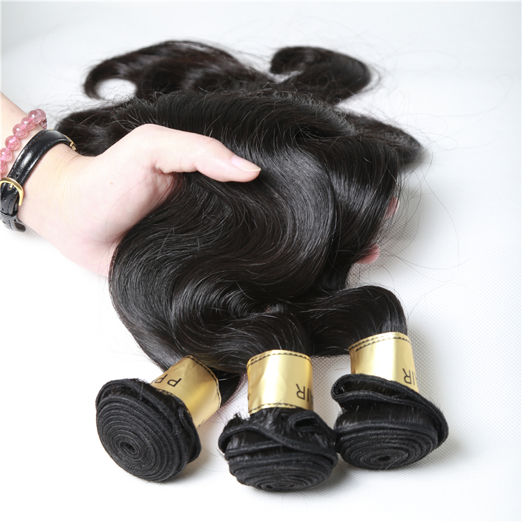 100% natural virgin wholesale human hair vendor cuticle aligned Brazilian hair