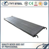 mobile scaffold stainless steel plank expanded metal catwalk