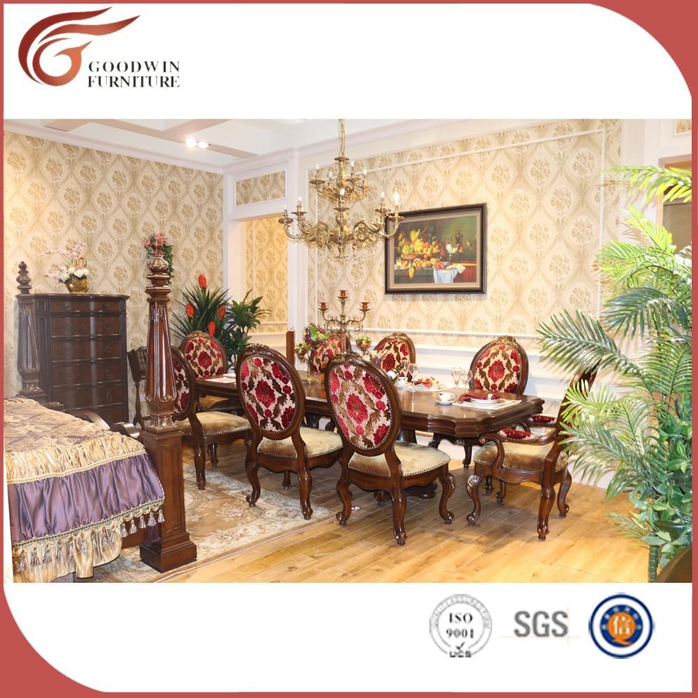 Económico Silla de comedor mesa de comedor hecho en Vietnam WA162 ...