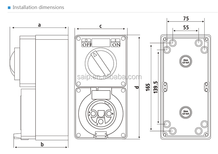 Wiring Diagram Rotary Isolator Switch : Wiring single pole rotary selector switches