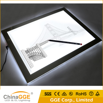 Eye Protection Adjustable Light Tabletop Drawing A2 Light Box Tattoo Light  Table Pad For Kids Education