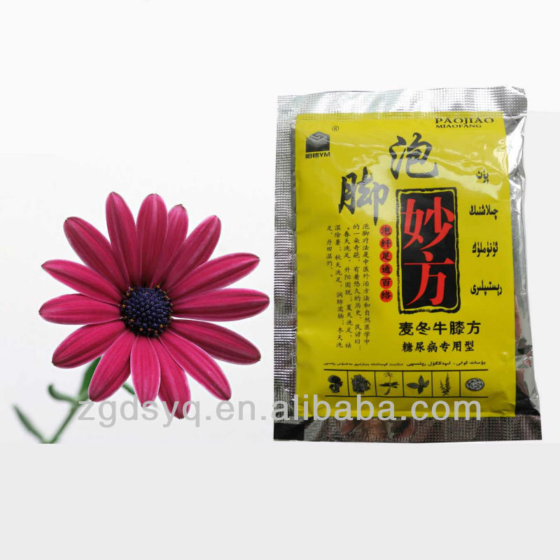 Herbal Bath Foot Powder Diabetes mellitus