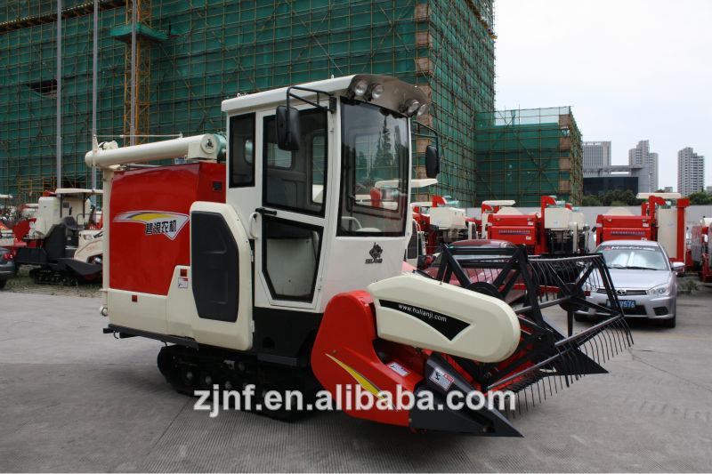 Factory Best Price Of Rice Combine Harvester For Export Japan ...