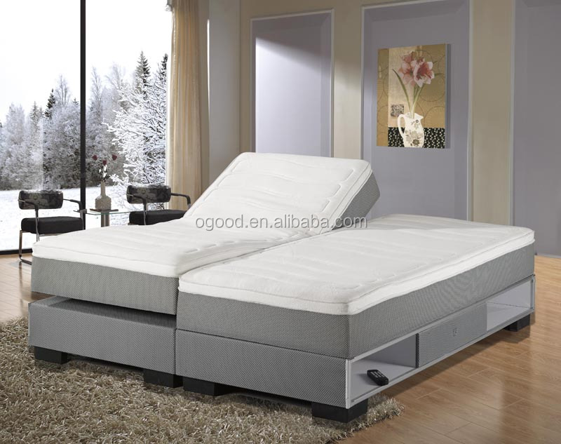 Electric Adjustable Single Bed Electric Beds For The