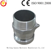 Stainless Steel 316 camlock quick coupling type F camlock fitting