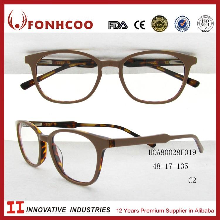 Fonhcoo Latest Design Mixed Color Full Frame Glasses Optical Frames ...
