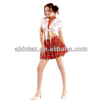 Hot School Girl Costume(06-003)