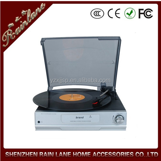 Easy operation Automatic LP Vinyl Record Machine