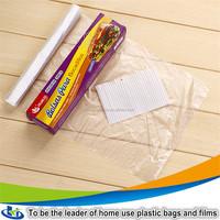 Wholesale china factory custom printed heat seal plastic bag fresh vegetable packaging bag