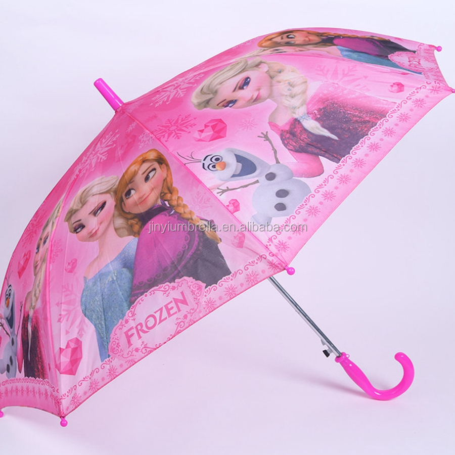 JINYI beach umbrella bulk buy from china chinese imports wholesale carton character umbrella